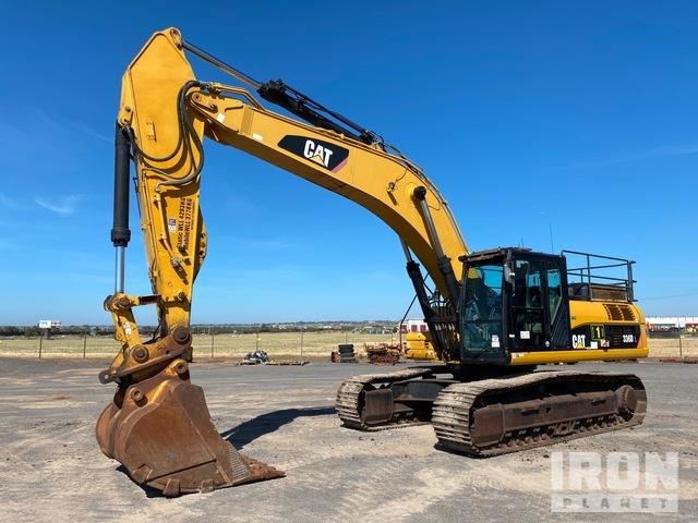 2010 Cat 336D L Track Excavator, Hydraulic Excavator