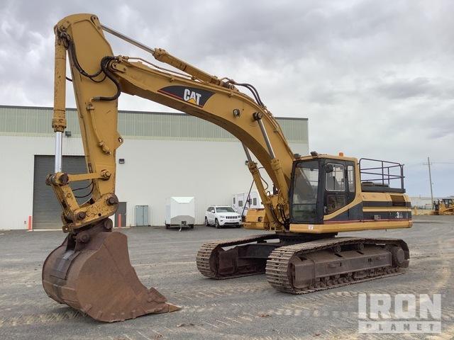 1997 Cat 330B L Track Excavator, Hydraulic Excavator
