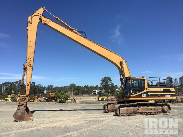 2000 Cat 330B L Track Excavator, Hydraulic Excavator