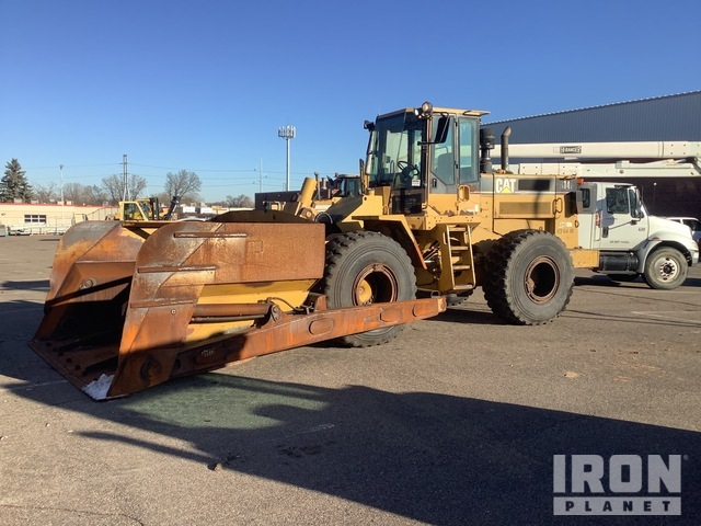 2006 Cat 814F Wheel Dozer, Wheel Dozer