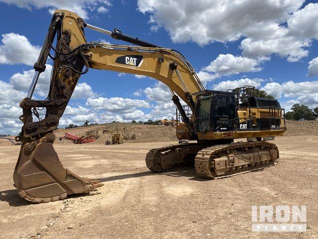 2011 Cat 374D LME Track Excavator, Hydraulic Excavator