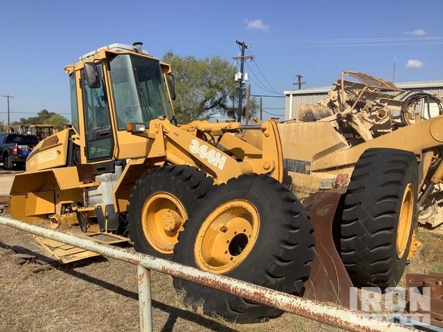 John Deere 344H Wheel Loader, Parts/Stationary Construction-Other