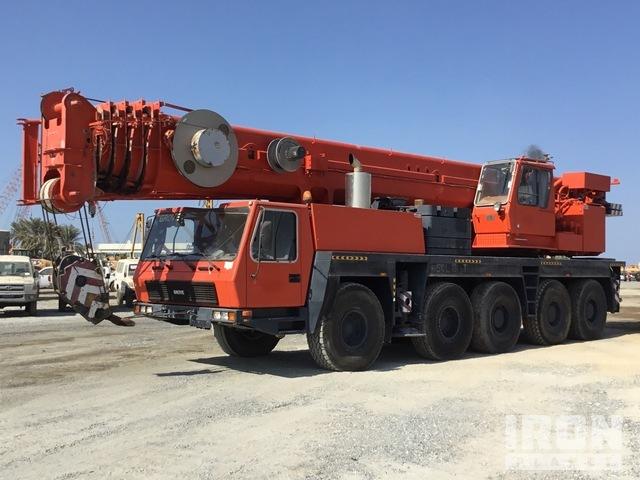 2004 Grove GMK5100 All Terrain Crane, All Terrain Crane