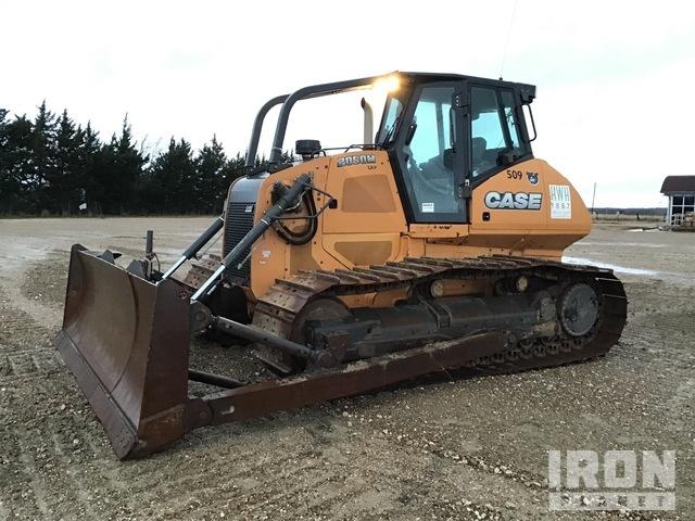 2015 Case 2050M LGP Crawler Dozer, Crawler Tractor