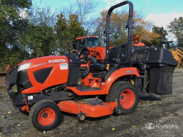 2018 Kubota BX1880 4WD Utility Tractor, Utility Tractor