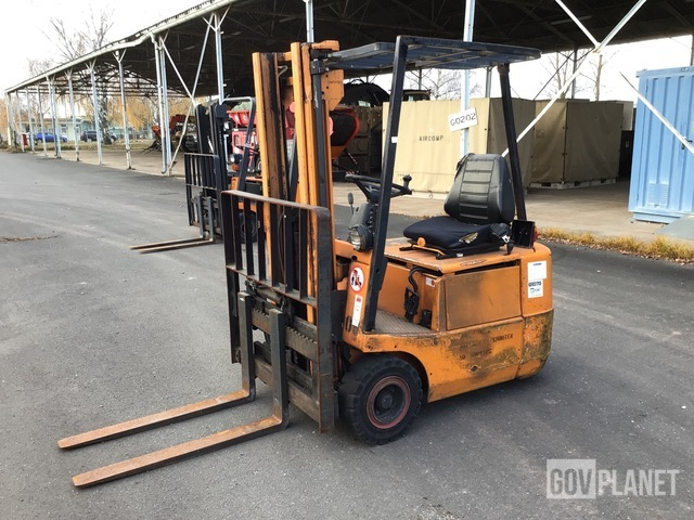 1988 Still EFG 1.5/5004 Electric Forklift, Electric Forklift