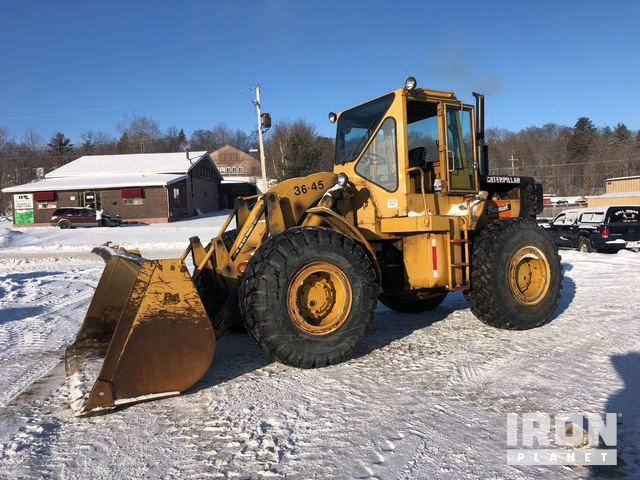 1972 Cat 950 Wheel Loader, Wheel Loader