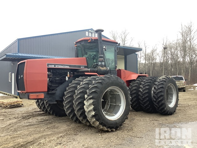 1992 Case IH 9270 4WD Tractor, MFWD Tractor
