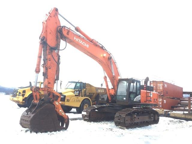 2013 Hitachi ZX470LC-5B Track Excavator, Hydraulic Excavator