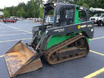 Click image for details on this 2011 John Deere 319DT Compact Track Loader