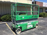 Click image for details on this 2007 Genie GS-2032 Electric Scissor Lift