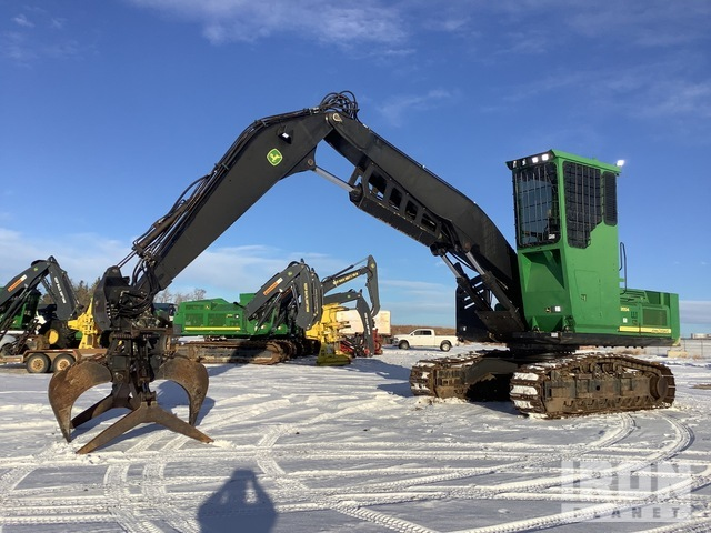 2008 John Deere 3554 Log Loader, Log Loader