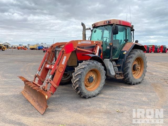 2000 Case IH Maxxum 110 4WD Tractor, MFWD Tractor