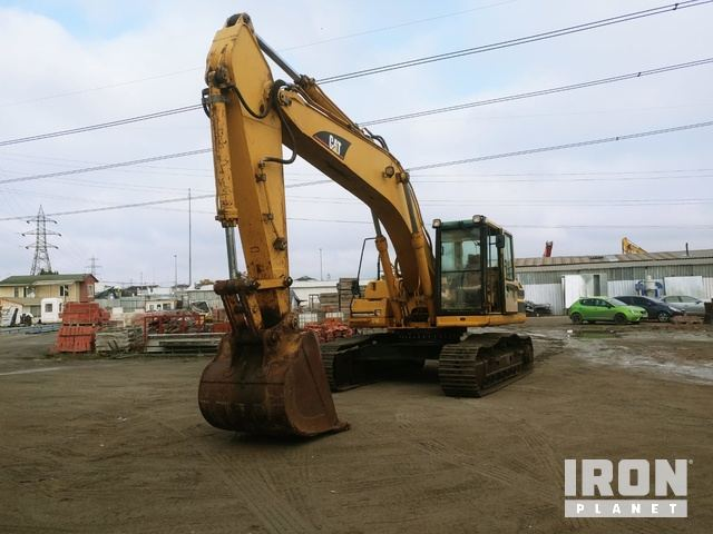 1996 Cat 325BL Track Excavator, Hydraulic Excavator