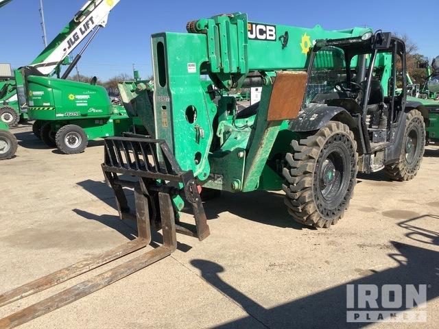 2016 JCB 512-56 4x4 12000 lb Telehandler, Telescopic Forklift