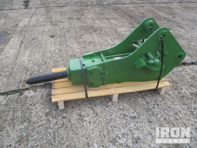 Tramac BRP 130 Backhoe Hydraulic Breaker, Loader Backhoe Hydraulic Hammer