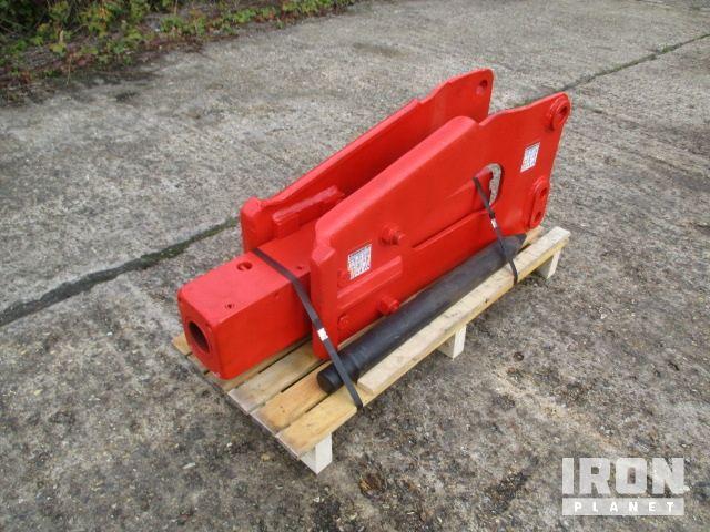 Allied 730 Backhoe Hydraulic Breaker, Loader Backhoe Hydraulic Hammer