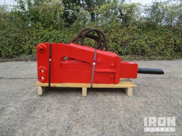 1000 lb Hydraulic Hammer, Loader Backhoe Hydraulic Hammer