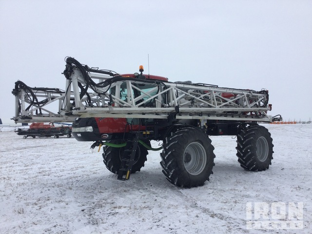 2018 Case IH Patriot 4440 160 ft. 4x4 High Clearance Sprayer, Sprayer