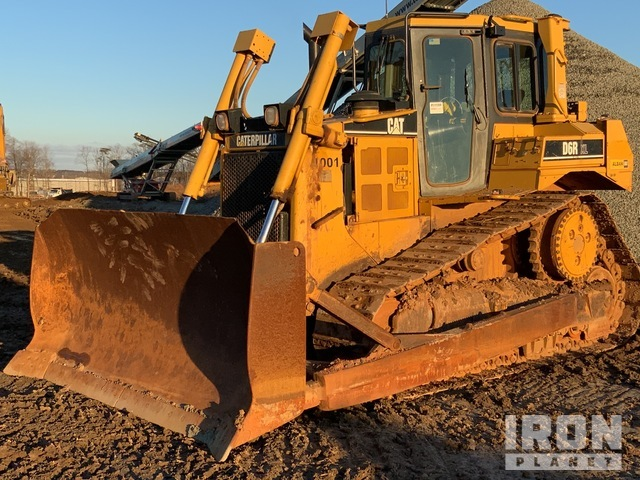 2003 Cat D6R XL Crawler Dozer, Crawler Tractor