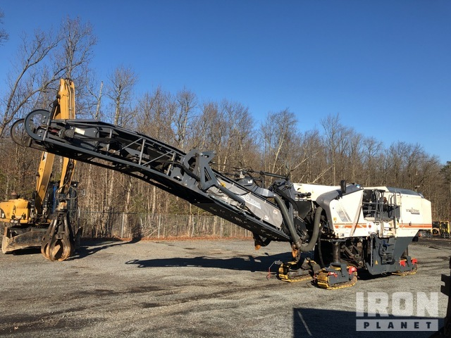 2015 (unverified) Wirtgen W210i Tracked Cold Planer, Cold Planer