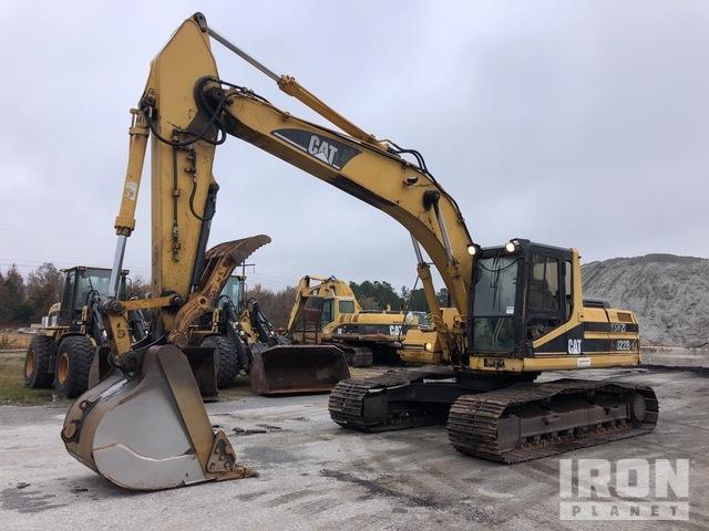 1998 Cat 322BL Track Excavator, Hydraulic Excavator