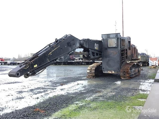 Cat 568LL Log Loader, Parts/Stationary Construction-Other