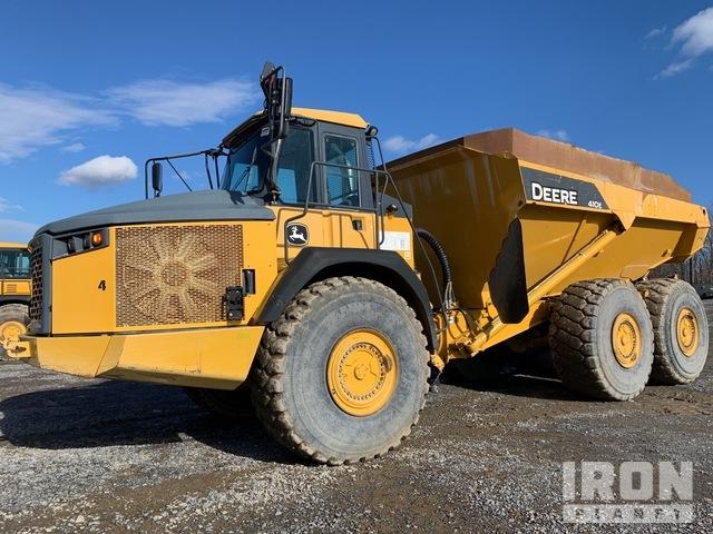 2015 John Deere 410E Articulated Dump Truck, Articulated Dump Truck