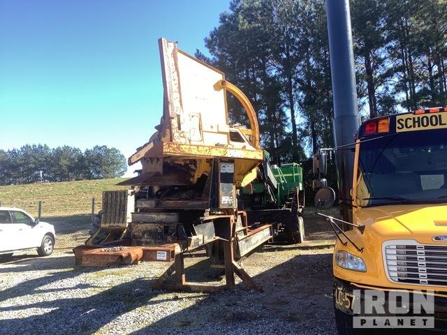 2011 John Deere 437D Trailer Mounted Log Loader, Parts/Stationary Construction-Other