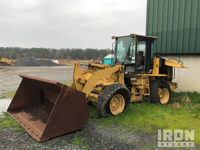 1995 Cat 924GZ Wheel Loader, Parts/Stationary Construction-Other