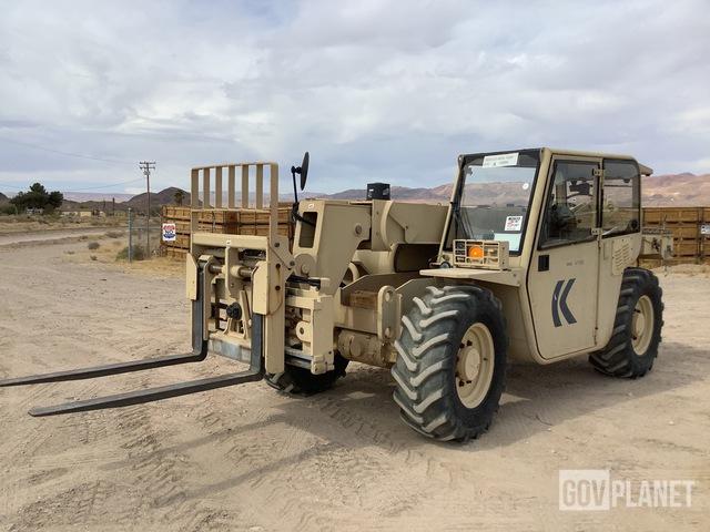Kalmar RT-022 Telehandler, Telescopic Forklift