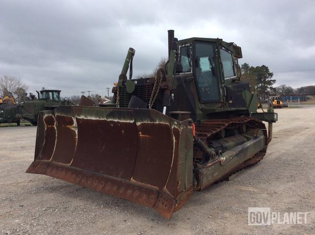 John Deere 850JR Crawler Dozer, Crawler Tractor
