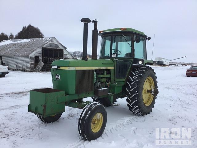 John Deere 4430 2WD Tractor, 2WD Tractor