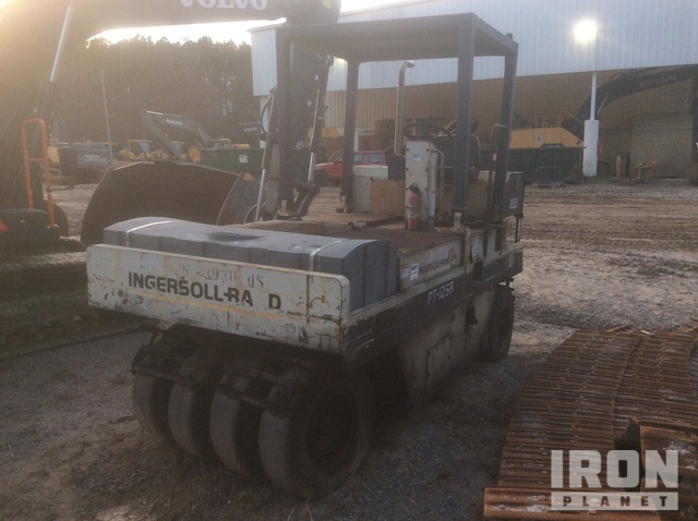 1998 Ingersoll-Rand PT125R 9 Wheel Pneumatic Roller, Parts/Stationary Construction-Other