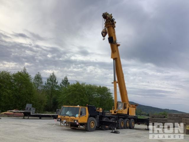 1987 Krupp 140GMT/AT 140 ton All Terrain Crane, All Terrain Crane
