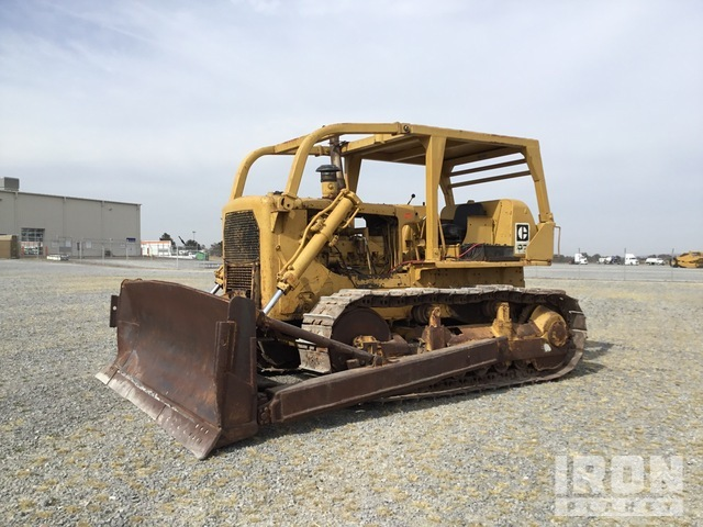 1968 Cat D7E Crawler Dozer, Crawler Tractor