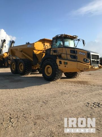 2017 Bell B45E 6x6 Articulated Dump Truck, Articulated Dump Truck
