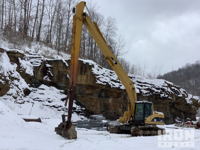 2005 (unverified) Cat 322CL Long Reach Excavator, Hydraulic Excavator