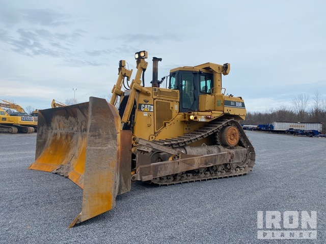 2001 Cat D9R Crawler Dozer, Crawler Tractor