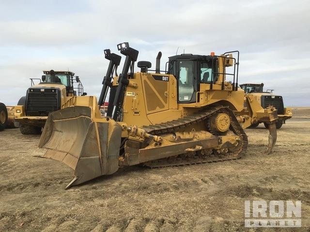 2015 Cat D8T Crawler Dozer, Crawler Tractor