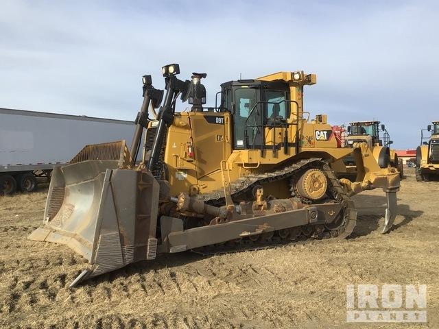 2014 Cat D9T Crawler Dozer, Crawler Tractor