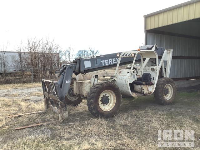 Terex TH644C 4x4 6000 lb. Telehandler, Telescopic Forklift