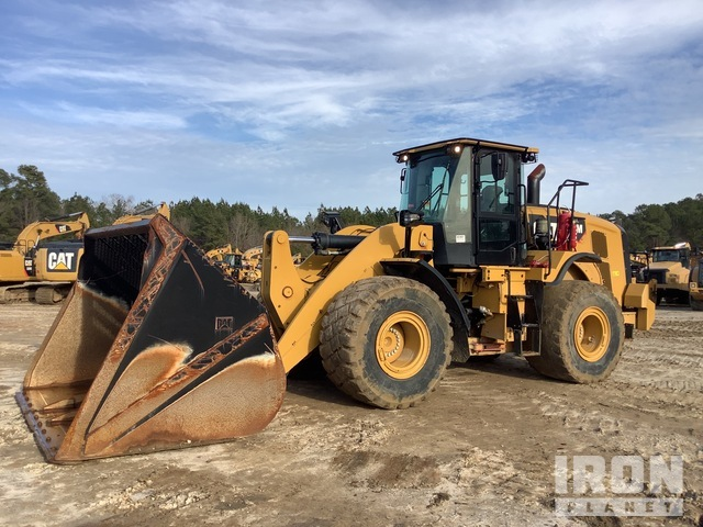 2017 Cat 950M Wheel Loader, Wheel Loader