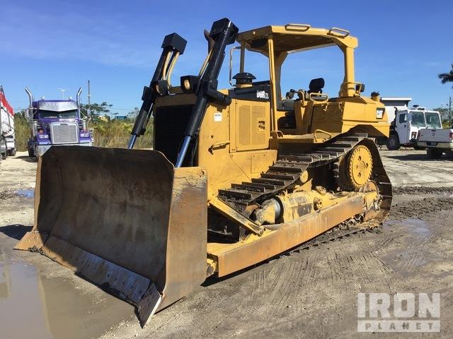 Cat D6RXL Crawler Dozer, Crawler Tractor