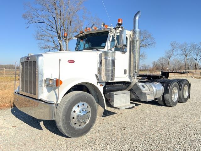2012 Peterbilt 367 6x4 T/A Day Cab Truck Tractor