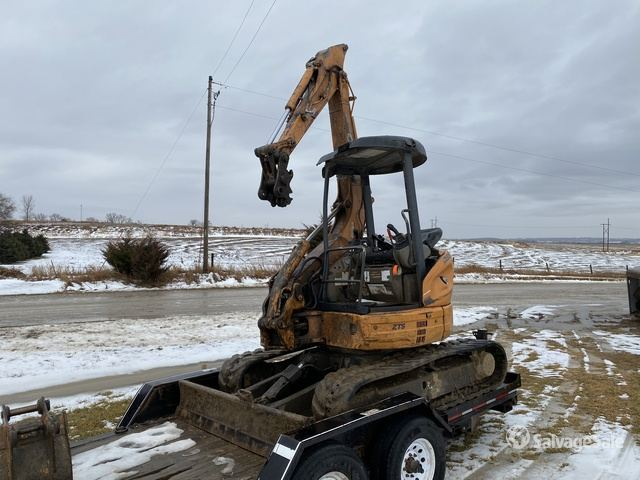 2006 (unverified) Case CX50B Mini Excavator, Parts/Stationary Construction-Other