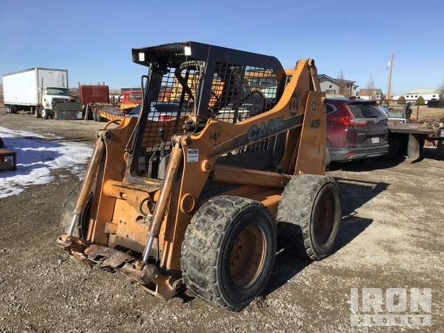 2005 Case 465 Skid Steer Loader, Skid Steer Loader