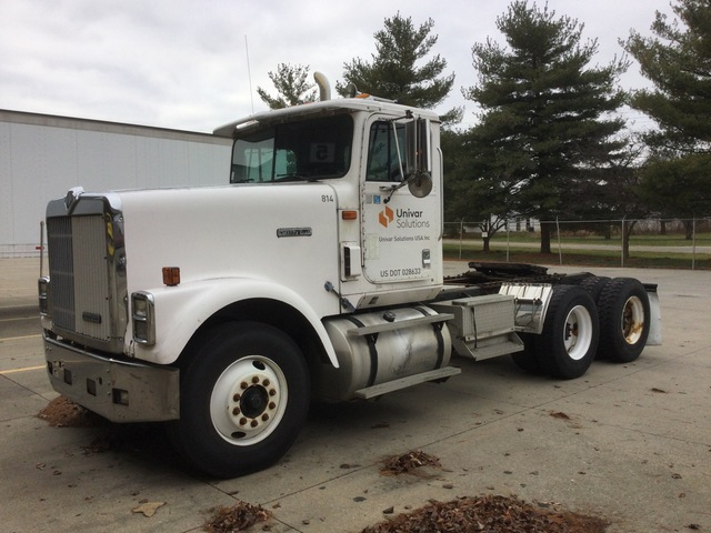 1998 International 9300 6x4 T/A Day Cab Truck Tractor