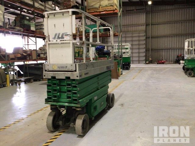 2012 (unverified) JLG 2030ES Electric Scissor Lift, Scissorlift