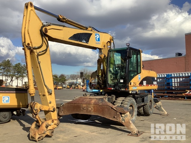 2007 (unverified) Cat M322C Wheel Excavator, Mobile Excavator
